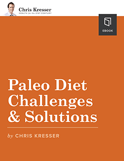 Paleo Diet Challenges and Solutions eBook cover