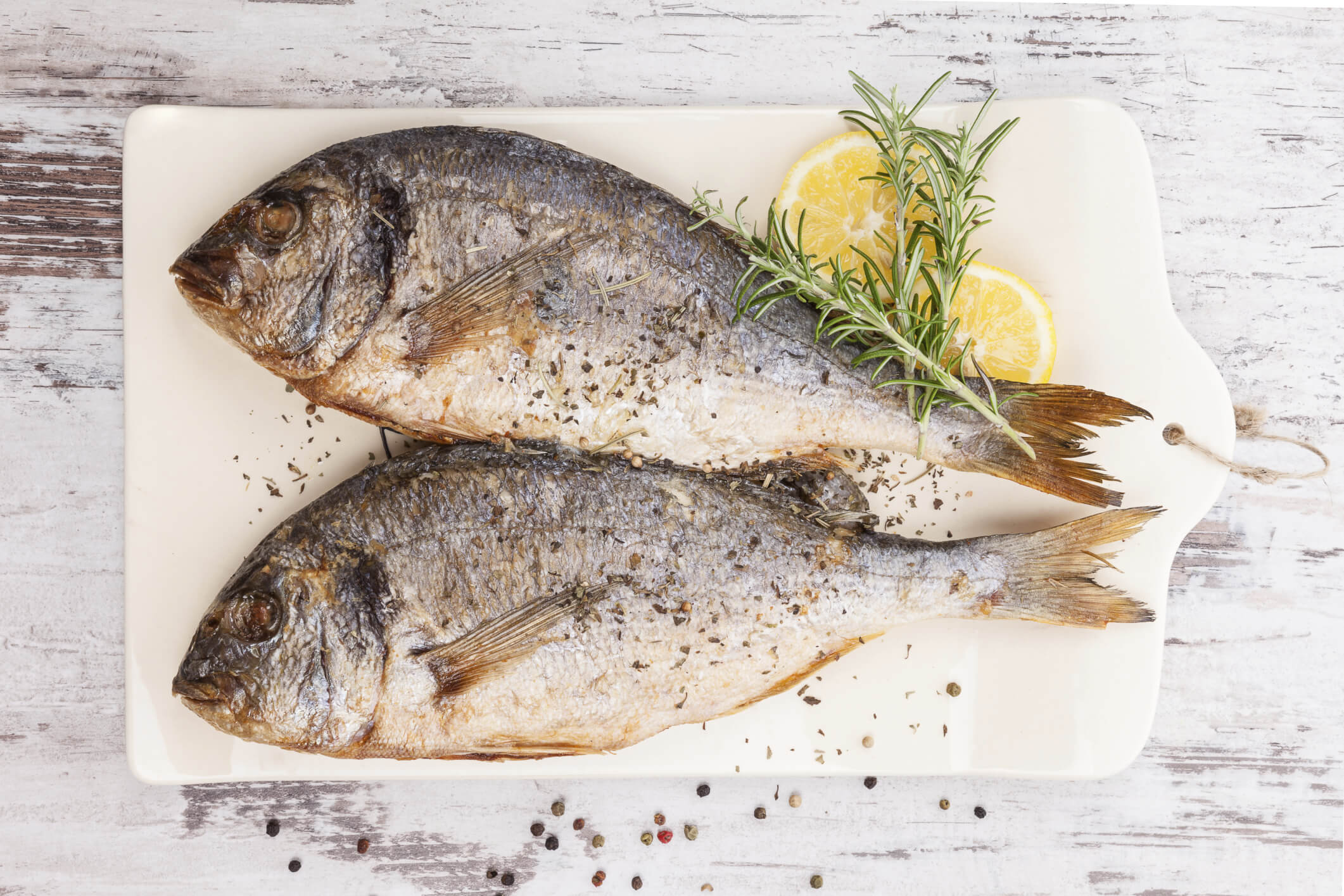 5 reasons why concerns about mercury in fish are misguided for Poissons a la plancha