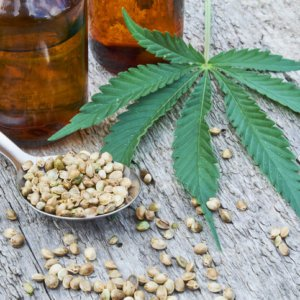CBD oil and other hemp-based products like these can carry a number of potential health benefits.