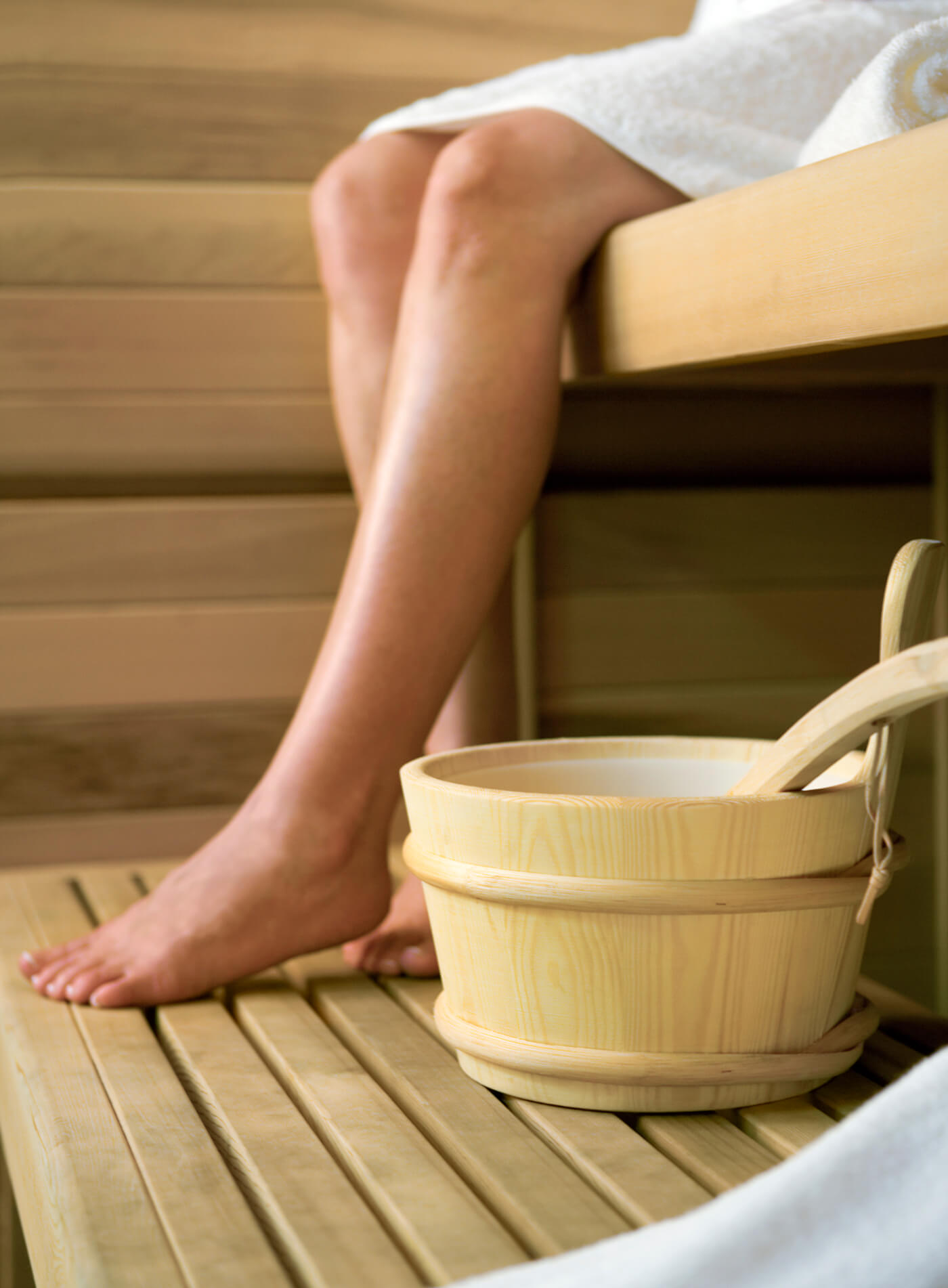 health benefits of saunas