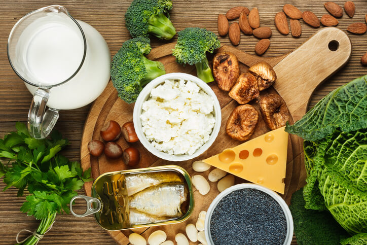 These dairy products, bone-in fish, and leafy greens can eliminate the need for calcium supplements.