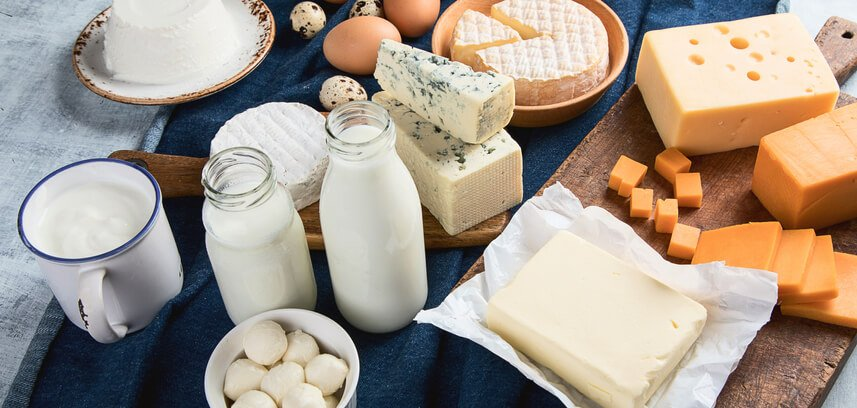 These dairy products may not fit in a strict Paleo diet—but there's room for them in a Paleo template.