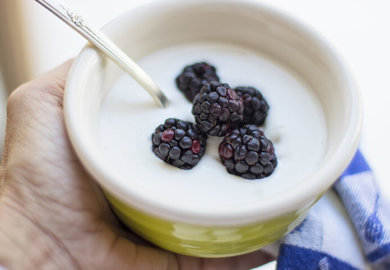 Millions of Americans take probiotics or eat them in yogurt like this.
